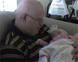Josh and Baby